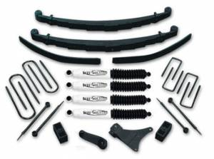"""1986-1997 Ford F350 4x4 Standard Cab - 4"""" Lift Kit by Tuff Country - 24830K"""