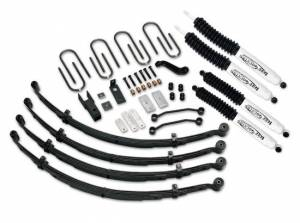 """1987-1996 Jeep Wrangler YJ - 3.5"""" Lift Kit by Tuff Country - 44800K"""