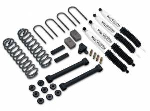 """1987-2001 Jeep Cherokee 4x4 - 3.5"""" Lift Kit EZ-Ride by Tuff Country - 43800"""