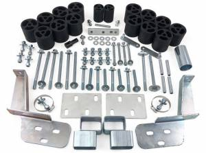 """Suspension Parts - Body Lift Kits - Tuff Country - 1988-1994 Chevy Truck 1500, 2500 & 3500 2wd & 4x4 (standard, extended & crew cab) - 3"""" Body Lift Kit Tuff Country - 13610"""