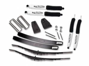 """1988-1996 Ford F250 4x4 - 2.5"""" Lift Kit by (fits models with diesel or 460 gas engine) Tuff Country - 22824K"""