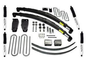 """1988-1996 Ford F250 4x4 - 4"""" Lift Kit by (fits models with 351 engine) Tuff Country - 24828K"""