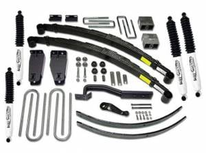 """1988-1996 Ford F250 4x4 - 6"""" Lift Kit by (fit with 351 engine) Tuff Country - 26828K"""