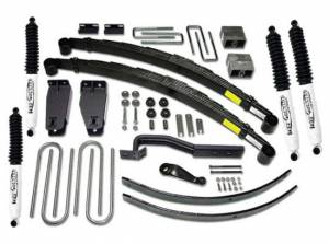 """1988-1996 Ford F250 4x4 - 6"""" Lift Kit by (fits vehicles with diesel, V10 or 460 gas engines) Tuff Country - 26826K"""