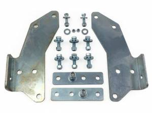 """Suspension Parts - Body Lift Kits - Tuff Country - 1988-1998 Chevy Truck 1500, 2500 & 3500 2wd & 4x4 (standard cab, extended cab & crew cab) - 3"""" Rear Bumper Raise Brackets Tuff Country - 10611"""