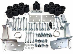 """Suspension Parts - Body Lift Kits - Tuff Country - 1995-1998 Chevy Truck 1500, 2500 & 3500 2wd & 4x4 (standard cab, extended cab & crew cab) - 3"""" Body Lift Kit Tuff Country - 13660"""