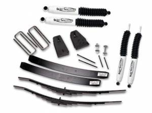 """1997 Ford F250 4x4 - 2.5"""" Lift Kit by (fits models with 351 gas engine) Tuff Country - 22826K"""