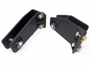 """Suspension Parts - Pivot Brackets - Tuff Country - 1997-1997 Ford F250 4wd (with 4"""" Front lift kit and 5 bolt mounting) - Axle Pivot Drop Brackets (pair) Tuff Country - 20855"""