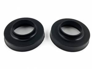 """Springs - Coil Spring Spacers - Tuff Country - 1997-2006 Jeep Wrangler TJ - 3/4"""" Lift Front or Rear Coil Spring Spacers (pair) by Tuff Country - 41801"""
