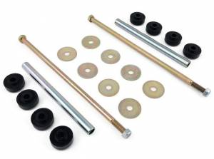 "Suspension Parts - Sway Bar Links - Tuff Country - 1999-2006 GMC Sierra 1500 4wd - Front Sway Bar End Link Kit (fits with 4"" to 6"" lift kit) Tuff Country - 10950"