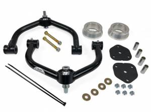 """Suspension Parts - Leveling Kits - Tuff Country - 2019-2020 Dodge Ram 1500 Rebel 4wd - 2.5"""" Leveling Kit Front with Uni-Ball Upper Control Arms by (new body style only, excludes air ride suspension) Tuff Country - 32107"""