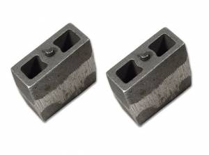 "Suspension Parts - Lift Blocks - Tuff Country - 5.5"" Cast Iron Lift Blocks (pair) by Tuff Country - 79055"