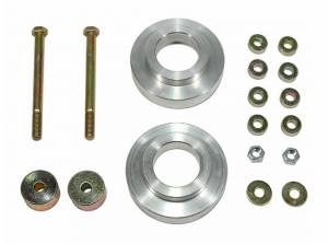"""Suspension Parts - Leveling Kits - Tuff Country - 2008-2020 Toyota Sequoia 4wd & 2wd - 2"""" Front Leveling Kit by Tuff Country - 52070"""