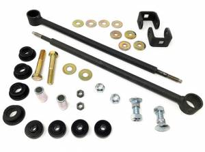 """Suspension Parts - Sway Bar Links - Tuff Country - 2011-2019 Chevy Silverado 3500HD 4x4 - Front Sway Bar End Link Kit (fits with 6"""" lift kit) Tuff Country - 10957"""