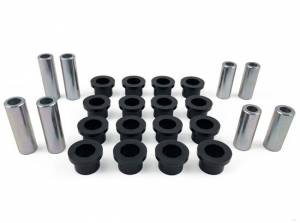 Suspension Parts - Bushings - Tuff Country - 1994-1999 (March of 1999) Dodge Ram 1500 4wd - Upper & Lower Control Arm Bushings & Sleeves (fits with lift kits only) Tuff Country - 91305