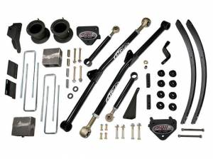 """1994-1999 Dodge Ram 1500 4x4 - 4.5"""" Long Arm Lift Kit by (fits Vehicles Built March 31 1999 and Earlier) Tuff Country - 35915"""