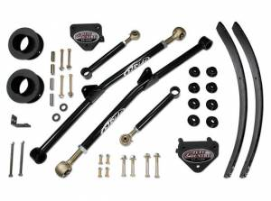 """1994-1999 Dodge Ram 2500 4x4 - 3"""" Long Arm Lift Kit by (fits vehicles built March 31 1999 and earlier) Tuff Country - 33925"""