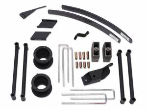"""1994-1999 Dodge Ram 2500 4x4 - 4.5"""" Lift Kit (fits models with factory overloads) Tuff Country - 35932K"""