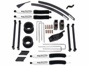 """1994-1999 Dodge Ram 2500 4x4 - 4.5"""" Lift Kit with SX8000 Shocks by (fits models with o factory overloads) Tuff Country - 35922KN"""