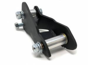 "Suspension Parts - Track Bar Brackets - Tuff Country - 2008-2013 Dodge Ram 2500 4wd - Track Bar Bracket (4.5"" drop) Tuff Country - 34012"