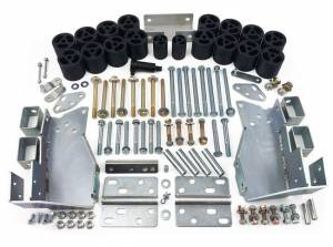 """Suspension Parts - Body Lift Kits - Tuff Country - 2007-2013 GMC Sierra 1500 2wd & 4x4 - 3"""" Body Lift Kit Tuff Country - 13650"""
