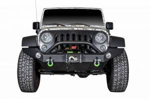 Recommended Brands - Scorpion Jeep Bumpers