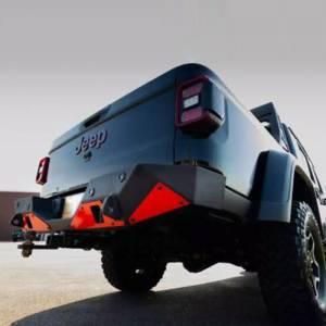 Hammerhead 600-56-0941 Ravager Rear Bumper Jeep Gladiator 2019-2020