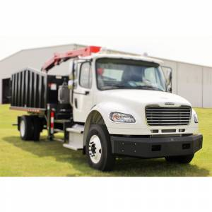 Bumpers by Style - Semi-Truck - Hammerhead Bumpers - Hammerhead 600-56-0356 XD-Series Front Bumper for Freightliner M2-106 2002-2021