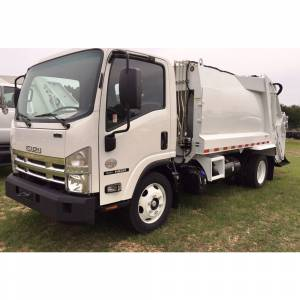 Bumpers by Style - Semi-Truck - Hammerhead Bumpers - Hammerhead 600-56-0370 XD-Series Front Bumper for Isuzu NRR