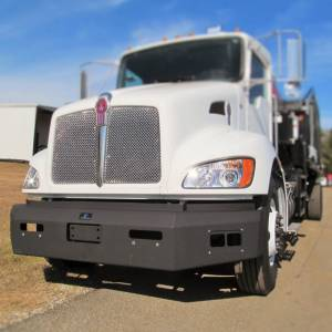 Bumpers by Style - Semi-Truck - Hammerhead Bumpers - Hammerhead 600-56-0321 XD-Series Front Bumper for Kenworth T370