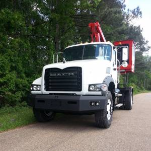 Bumpers by Style - Semi-Truck - Hammerhead Bumpers - Hammerhead 600-56-0351 XD-Series Front Bumper for Mack GU713/GU432