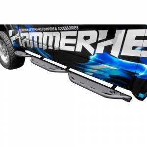 Hammerhead Bumpers - Hammerhead 600-56-0796 Wheel to Wheel 8' Bed Access Running Board for Dodge Ram 1500/2500/3500 Quad Cab 2002-2009 - Image 2