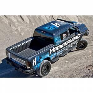 Hammerhead Bumpers - Hammerhead 600-56-0796 Wheel to Wheel 8' Bed Access Running Board for Dodge Ram 1500/2500/3500 Quad Cab 2002-2009 - Image 6