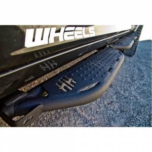 Hammerhead Bumpers - Hammerhead 600-56-0796 Wheel to Wheel 8' Bed Access Running Board for Dodge Ram 1500/2500/3500 Quad Cab 2002-2009 - Image 7