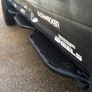 Hammerhead Bumpers - Hammerhead 600-56-0796 Wheel to Wheel 8' Bed Access Running Board for Dodge Ram 1500/2500/3500 Quad Cab 2002-2009 - Image 8