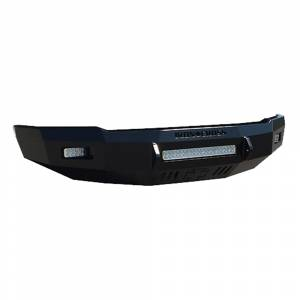 Iron Cross - Iron Cross 40-415-09 Low Profile Front Bumper for Ford F150 2009-2014 - Gloss Black