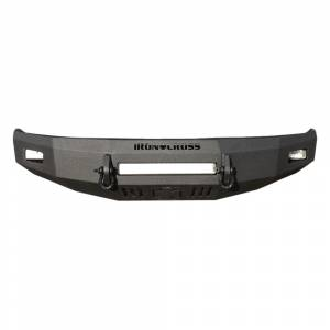 Iron Cross - Iron Cross 40-415-09-MB Low Profile Front Bumper for Ford F150 2009-2014 - Matte Black