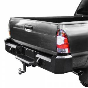 Iron Cross - Iron Cross 21-715-07-MB Rear Bumper for Toyota Tundra 2007-2013 - Matte Black - Image 2