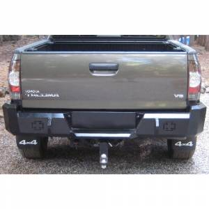 Iron Cross - Iron Cross 21-715-07-MB Rear Bumper for Toyota Tundra 2007-2013 - Matte Black - Image 3
