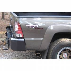 Iron Cross - Iron Cross 21-715-07-MB Rear Bumper for Toyota Tundra 2007-2013 - Matte Black - Image 4