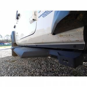 Jeep Bumpers - Hammerhead Bumpers - Hammerhead 600-56-0759 4-Door Bottom Trim for Jeep Wrangler JL 2018-2020