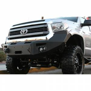 Fab Fours - Fab Fours TT14-H2851-1 Winch Front Bumper for Toyota Tundra 2014-2019 - Image 2