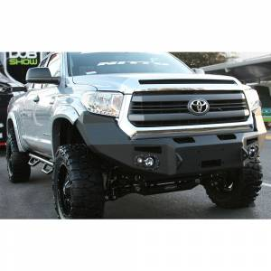 Fab Fours - Fab Fours TT14-H2851-1 Winch Front Bumper for Toyota Tundra 2014-2019 - Image 3