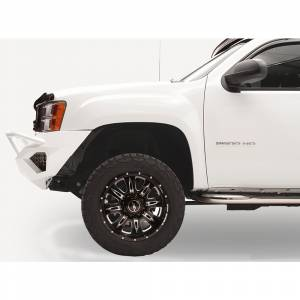 Fab Fours - Fab Fours GM11-V2852-1 Vengeance Front Bumper with Pre-Runner Guard and Sensor Holes for GMC Sierra 2500/3500 2011-2014 - Image 2