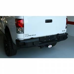 Fab Fours - Fab Fours TT07-W1550-1 Premium Rear Bumper for Toyota Tundra 2007-2013 - Image 2