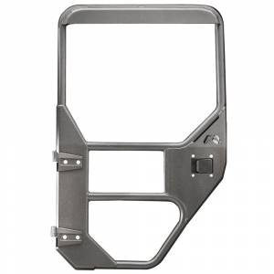 Fab Fours - Fab Fours JL1031-1 Rear Full Tube Door for Jeep Gladiator JT 2018-2019 - Image 1