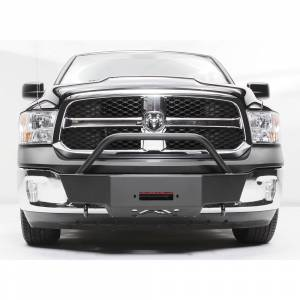 Fab Fours - Fab Fours DR13-N3550-1 Winch Mount for Dodge Ram 1500 2013-2018