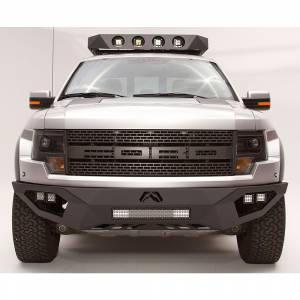 Fab Fours - Fab Fours FF10-D1961-1 Vengeance Front Bumper for Ford Raptor 2010-2014