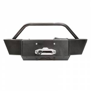 Fab Fours - Fab Fours FS05-N1250-1 Winch Mount with Small Frame for Ford F250/F350/F450/F550 2005-2007