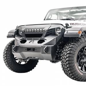 Fab Fours - Fab Fours GR4606-1 Grumper Light Bar Mount for Jeep Wrangler JL 2018-2020 - Image 2